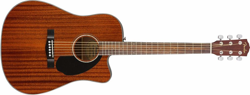 Fender Accoustic Guitar - Best Guitars for Beginners in India