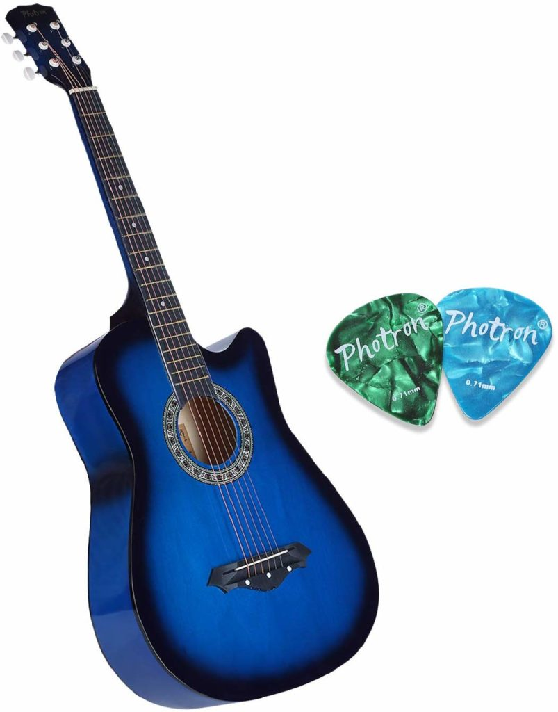 Photron Acoustic Guitar- Best Guitars Under 5000 in India for 2019